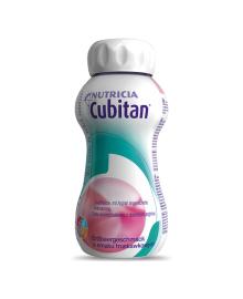 Пищевой продукт для специальных медицинских целей Nutricia Cubitan Strawberry flavour 4x200 мл