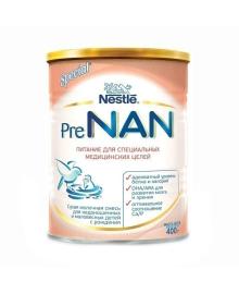 Смесь Nestle Pre NAN с рождения, 400 г