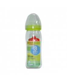 Стеклянная бутылочка для кормления Peristaltic Plus, 240 мл
