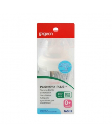 Стеклянная бутылочка для кормления Peristaltic Plus, 160 мл