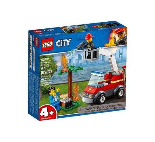 Конструктор Пожежа на пікніку LEGO 5771