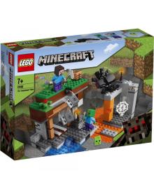 LEGO MINECRAFT Конструктор «Заброшенная» шахта (21166), 5702016913446