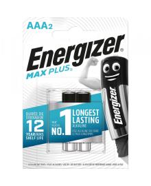Батарейка AAA Max Plus уп. 2шт.
