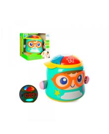 Интерактивная игрушка-ночник Счастливый малыш