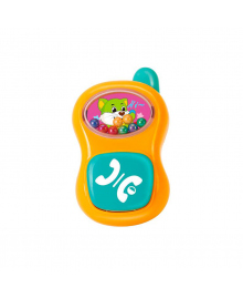 Погремушка Hola Toys Телефон