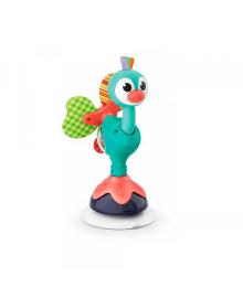 Погремушка на присоске Hola Toys Павлин