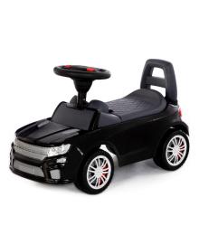 Каталка-автомобиль Полесье SuperCar Черный