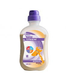 Пищевой продукт для специальных медицинских целей Nutricia Nutrini 500 мл