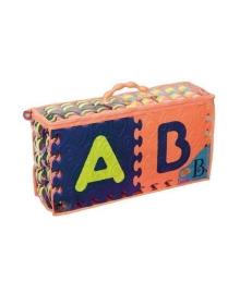 Игровой коврик-пазл Battat ABC 26 элементов