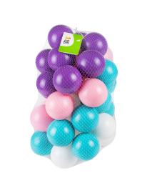 Набор шариков для сухого бассейна Just Cool Colors 40 шт SB78-40, 4814723009839