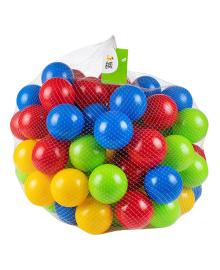 Набор шариков для сухого бассейна Just Cool Multicolored 100 шт