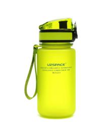Спортивная бутылочка для воды Uzspace Салатовая 350 мл