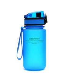 Спортивная бутылочка для воды Uzspace Голубая 350 мл