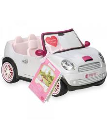 Транспорт для кукол  Машина белая LO37002Z