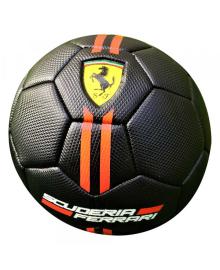 Мяч футбольный, р.5 черный,