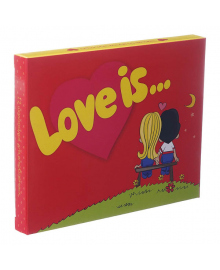 Шоколадный набор Shokopack Love is 60 г, 4820194870786
