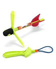 Игрушка Maya Toys Рогатка-самолет со светом