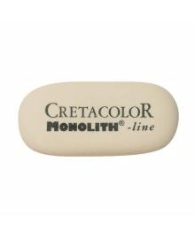 Резинка MONOLITH, большая (50х25мм.), Cretacolor~#~Гумка MONOLITH, мала (50х25мм.), Cretacolor~#~Eraser 9002592300446