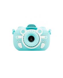 Цифровой детский фотоаппарат XOKO KVR-300 с сенсорным дисплеем голубой (KVR-300-BL) ХоКо
