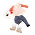 Набор одежды для кукол Lori с кружева (LO30002Z)