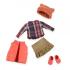 Набор одежды для кукол Lori меховой жилет (LO30004Z)