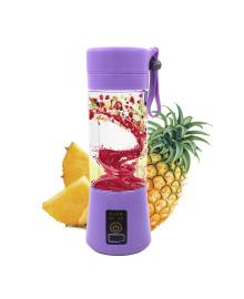 Портативный фитнес-блендер Daiweina DWN-3S Smart Juice Purple шейкер для смузи с USB зарядкой портативный