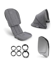 Комплект Style set для коляски Bugaboo Ant Grey Melange/Grey Melange