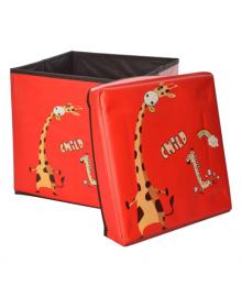 Корзина для игрушек MR 0364-2 (Red)