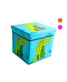 Корзина для игрушек MR 0364-1 (Blue)