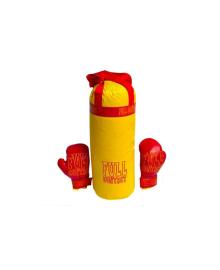 Детский боксерский набор 0004DT  Желтый