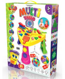 """Детский набор креативное творчество """"MULTI TABLE""""  MTB-01-01"""