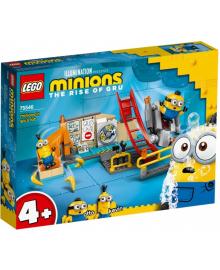 Конструктор LEGO Міньйон в лабораторії Грю (75546), 5702016619164