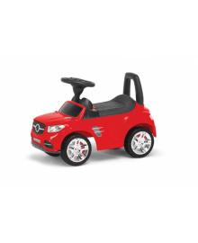 Детская машина-толокар MB  2-001  со спинкой (Красный) 2-001-R