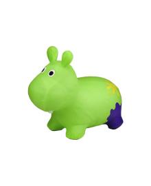 Детский прыгун Бегемот G20153 резиновый  (Green) G20153(Green)