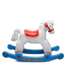 Детская лошадка качалка Орион 146 пластиковая