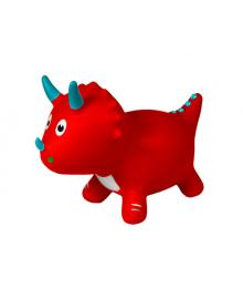 Детский прыгун динозавр BT-RJ-0067 резиновый (Красный) BT-RJ-0067(Red)