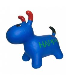 Детская  игрушка прыгун собака BT-RJ-0072 резиновый (Blue) BT-RJ-0072(Blue)