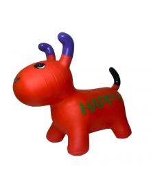 Детская  игрушка прыгун собака BT-RJ-0072 резиновый (Red) BT-RJ-0072(Red)