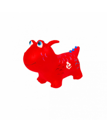 Детский прыгун Динозавр BT-RJ-0069 резиновый (Red) BT-RJ-0069(Red)