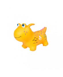 Детский прыгун Динозавр BT-RJ-0069 резиновый (Yellow) BT-RJ-0069(Yellow)