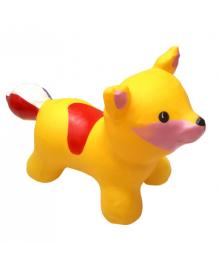 "Игрушка-прыгун ""Лисица"" BT-RJ-0074 Надувная (Желтый) BT-RJ-0074(Yellow)"
