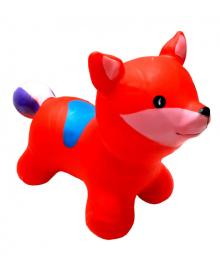 """Игрушка-прыгун """"Лисица"""" BT-RJ-0074 Надувная (Красный) BT-RJ-0074(Red)"""