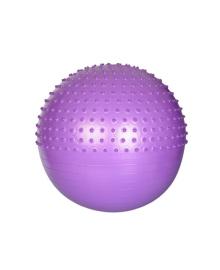 Мяч для фитнеса, Фитбол MS 1652, 65см (Фиолетовый) MS 1652(VIolet)