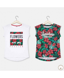 Набор футболок BluKids Bio Cotton Good Days 5720311, 8059301114574