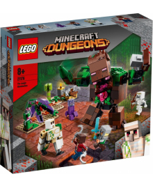 Конструктор LEGO Гидота з джунглів (21176), 5702017035949