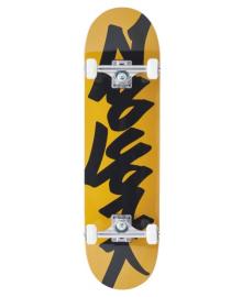 "Скейтборд Zoo York Tag Complete Skateboard  8.25""Gold"