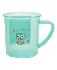 Чашка Lindo Зеленая 150 мл