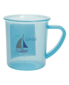Чашка Lindo Синяя 150 мл
