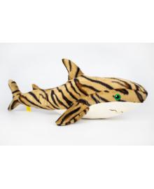 Мягкая игрушка Kidsqo Акула 52см тигровая (KD6683)