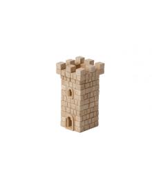 Керамический конструктор Wise Elk из мини-кирпичиков Башня (70699)